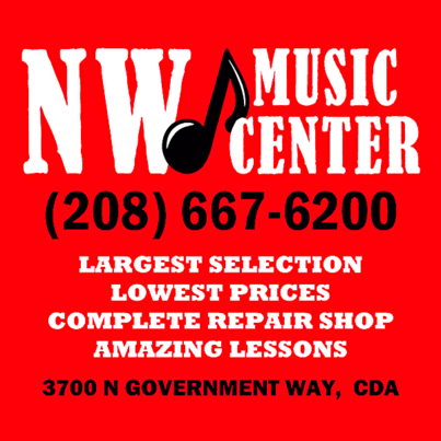 NW Music Center Promotion 2019
