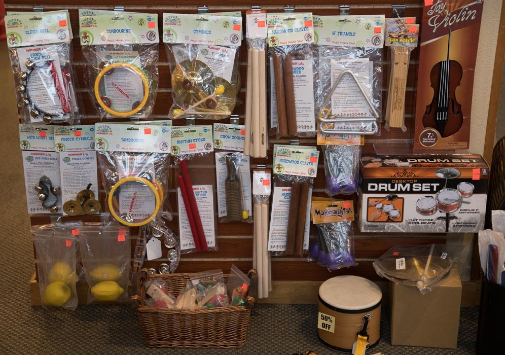 Children's Rhythm Instruments