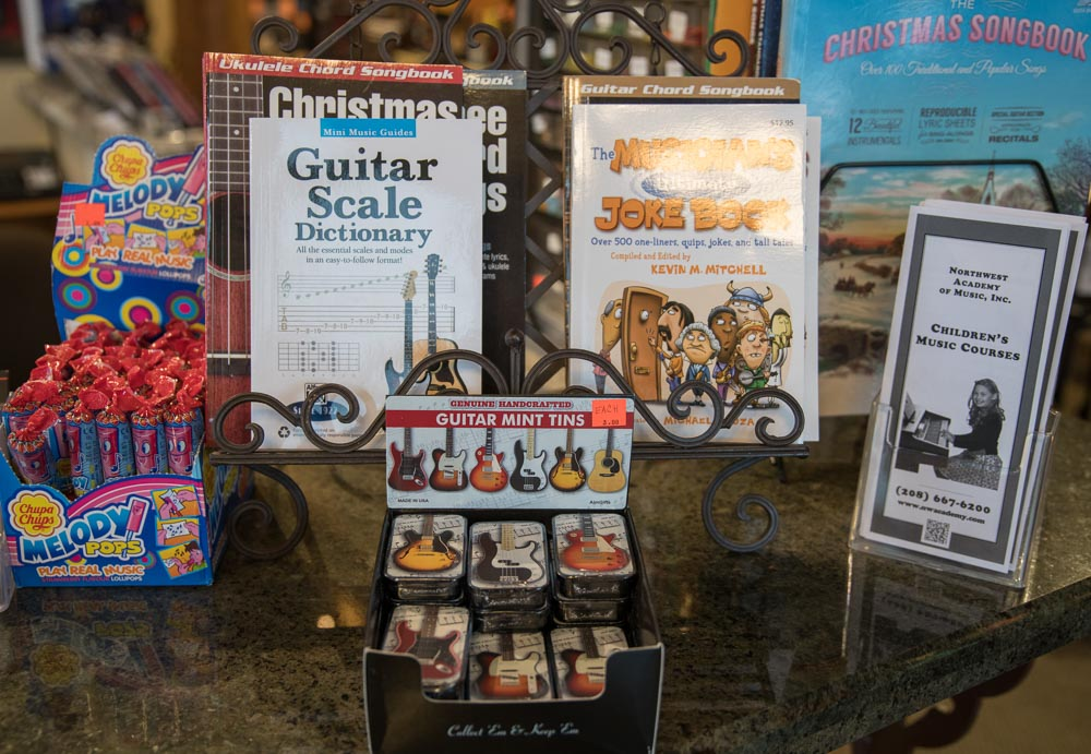 Guitar, Drum, Christmas Music and Gifts