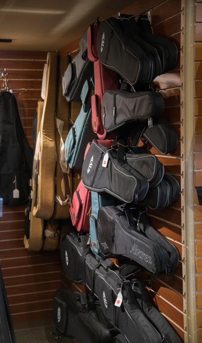 Ukulele Gig Bags and Harshell Cases
