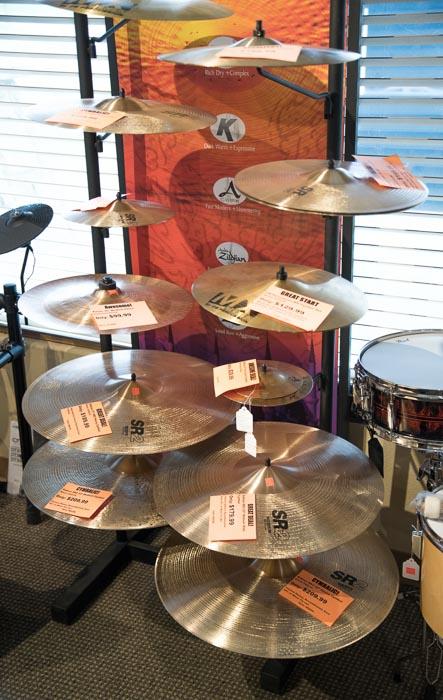 Zildjian, Sabian Cymbals, SR2 Cymbals